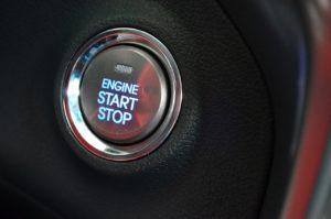 car-push-start-button