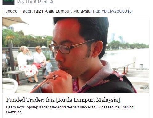 Saya Boleh Trade, Tapi Dana Pula Tak Cukup 1